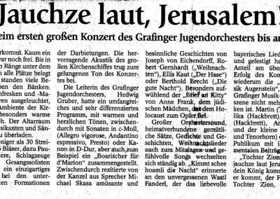 Ebersberger zeitung - 27.-28.12.2014 - 2