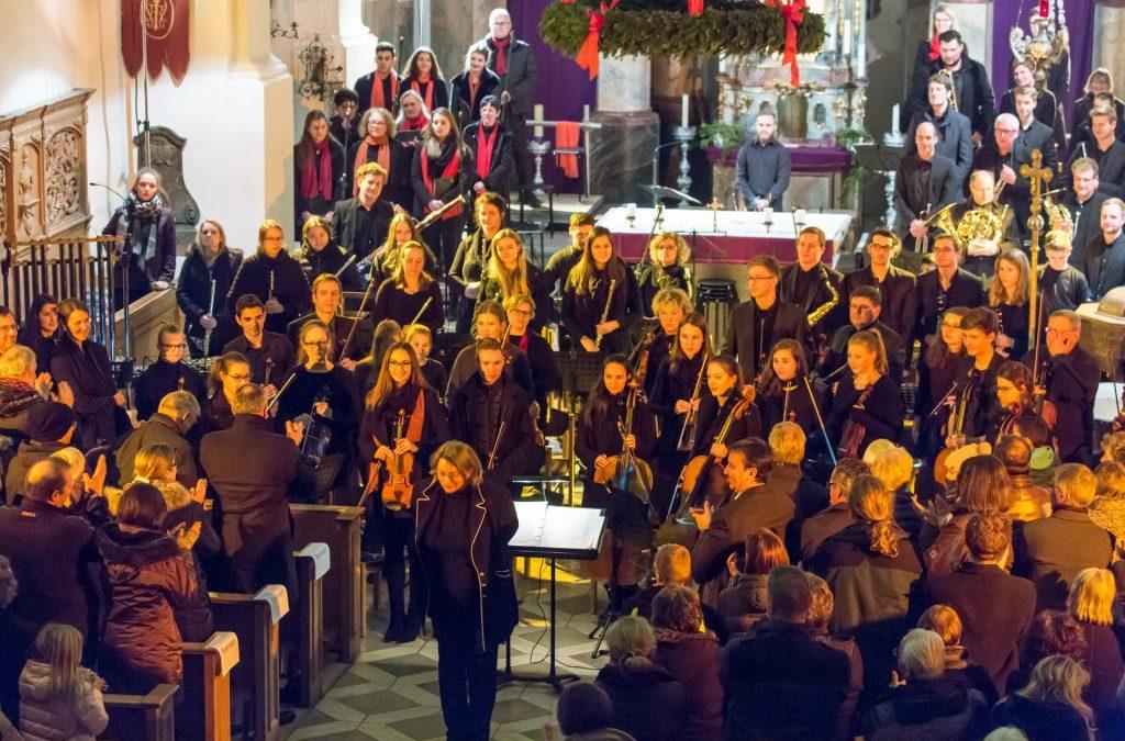 Orchestermusik im Advent
