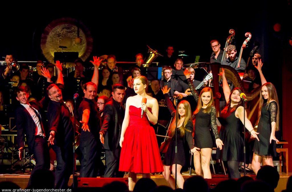 Singing Orchestra, das Konzert Event 2014